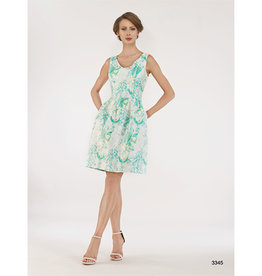 Bigio Bigio Jaquard Dress