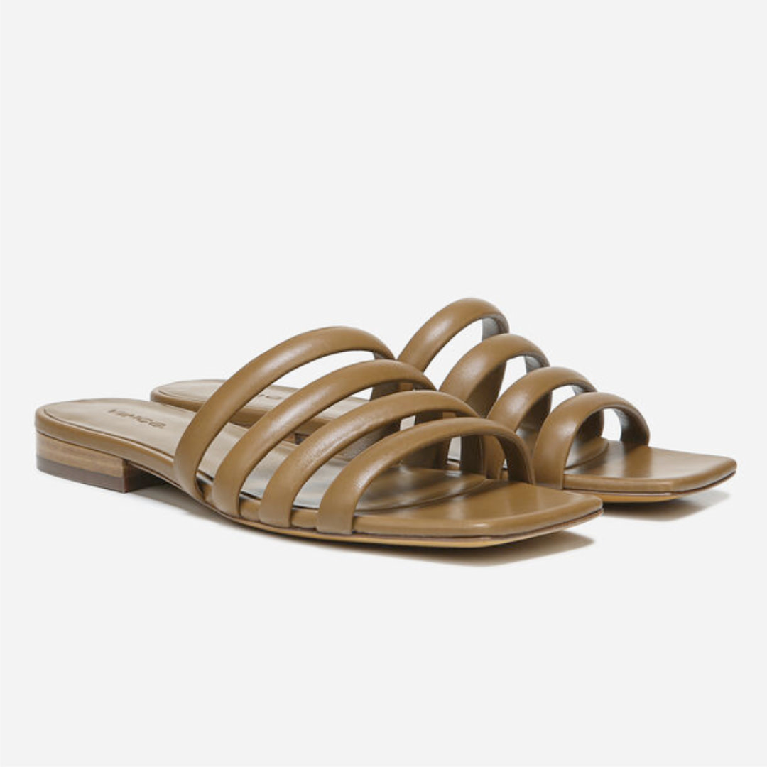 Vince Footwear Vince Zahara Slip On Sandal