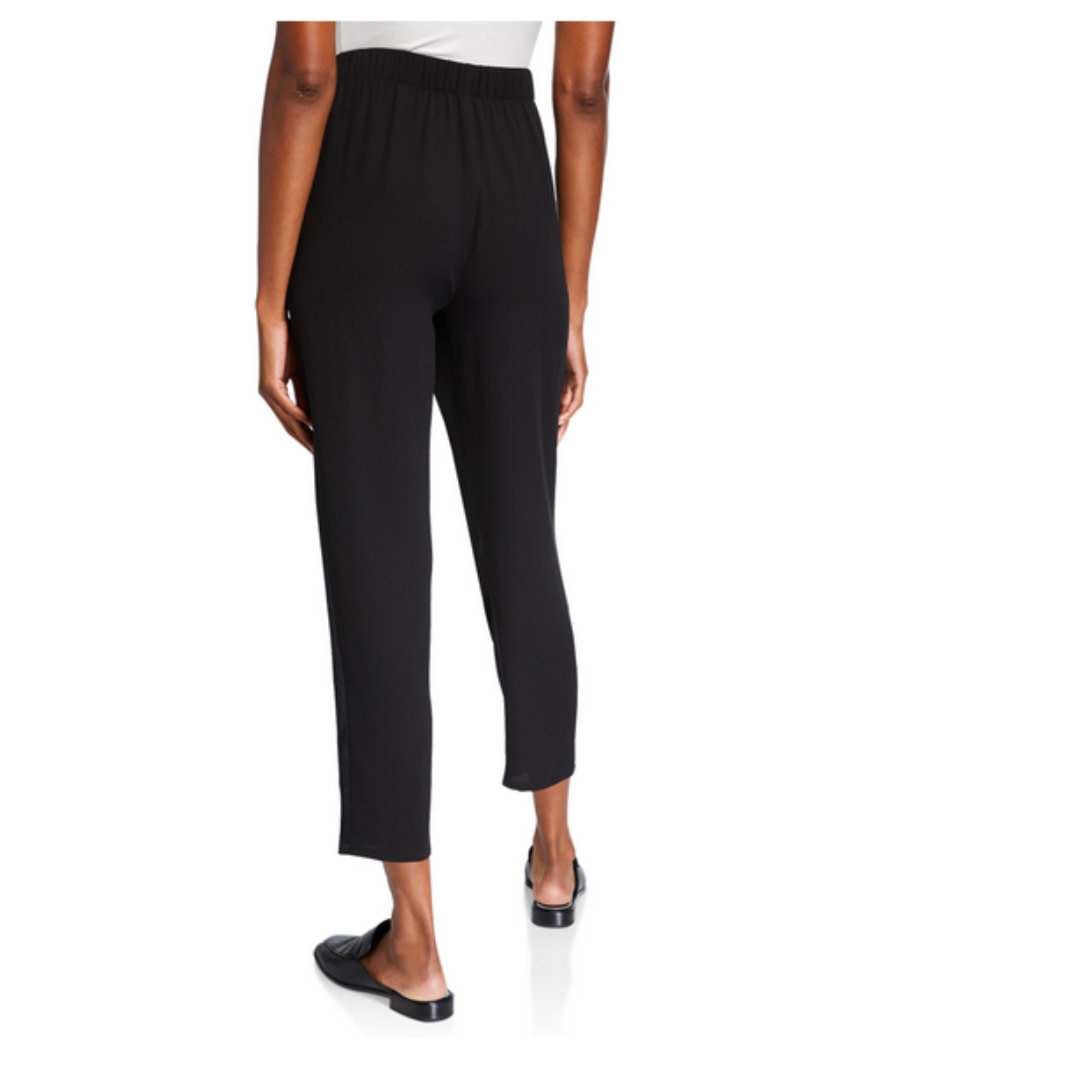 Eileen Fisher Eileen Fisher Tapered Ankle Pant With Side Seam