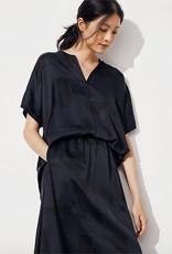 Eileen Fisher Eileen Fisher Round Slit Neck Boxy Shirt