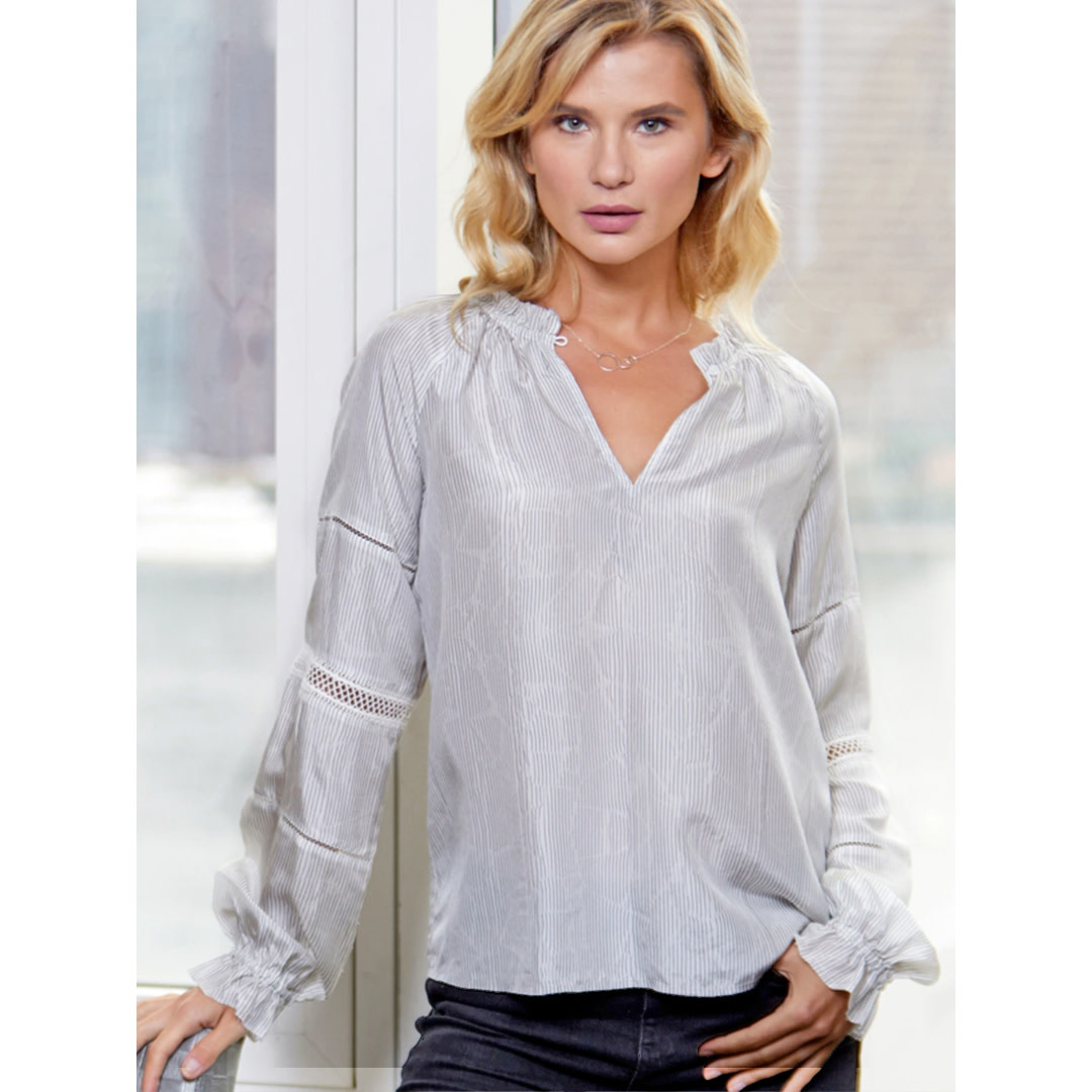 Go by GoSilk Go by GoSilk Attention to Detail Top