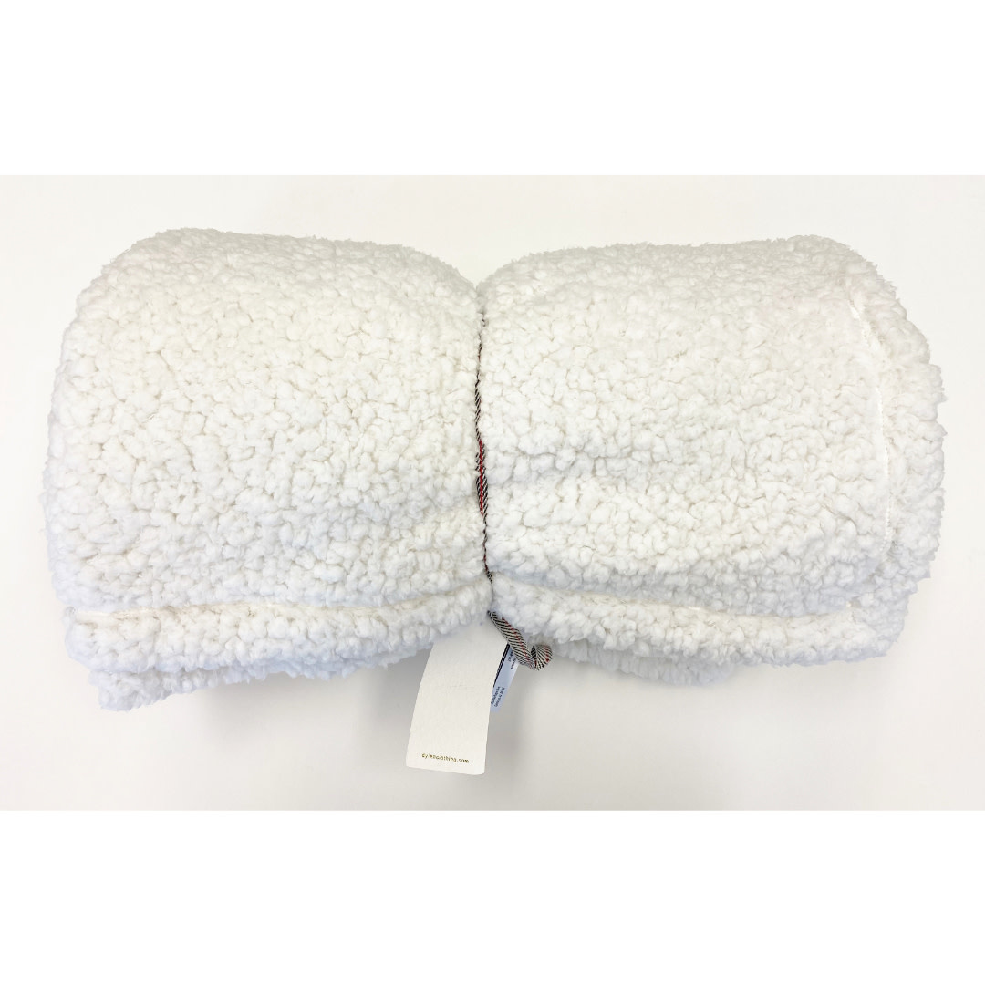Dylan Dylan Frosty Tipped Blanket