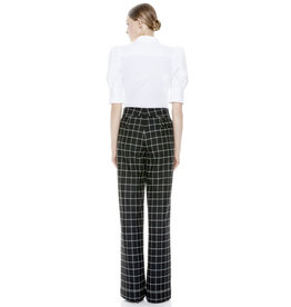 Alice & Olivia Alice & Olivia Dylan Cuff Pant