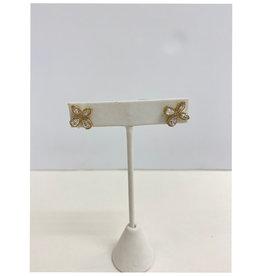 Theia Jewelry Theia Jewelry Lucia Clover Stud Earrings