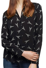 L'AGENCE L'AGENCE Holly Blouse