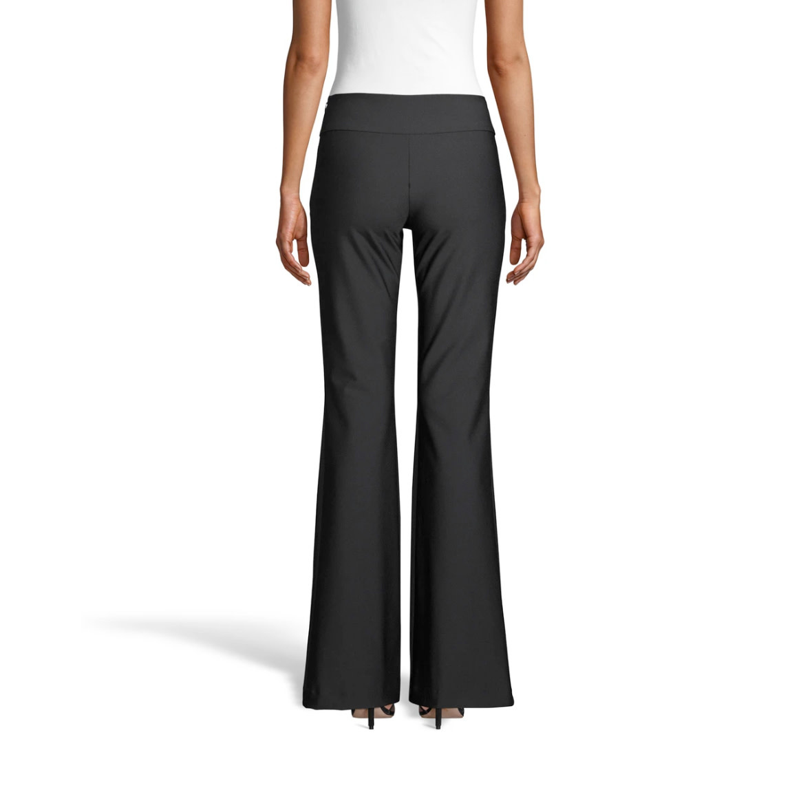 Nicole Miller Nicole Miller New City Stretch Flared Pant