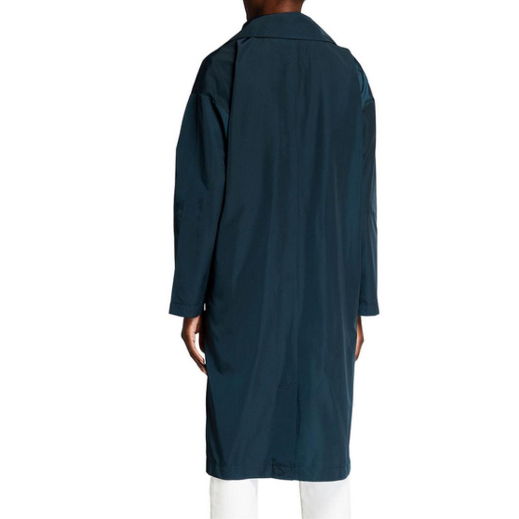 Eileen Fisher Eileen Fisher Notch Collar Trench Coat