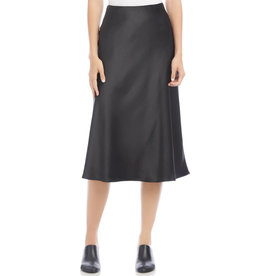Fifteen Twenty Fifteen Twenty Bias Cut Midi Skirt