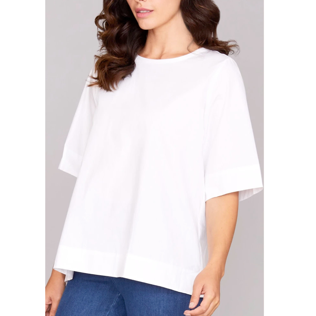 Peace of Cloth Peace of Cloth Elbow Sleeve Top