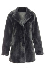 Dolce Cabo Dolce Cabo Faux Fur Coat