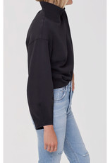 Citizens of Humanity Citizens of Humanity Maya Mock Neck Sweatshirt