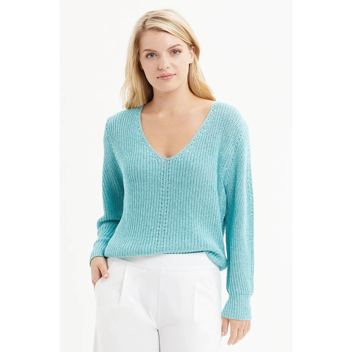 Marie Oliver Marie Oliver Lucy Metallic Sweater