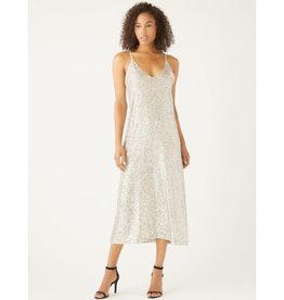 Fifteen Twenty Fifteen Twenty Sequin Slip Dress