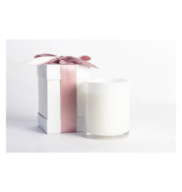 B's Knees Fragrance Co. B's Knees French Flower Market 2 Wick White Candle