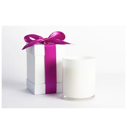 B's Knees Fragrance Co. B's Knees Anna McBee 2 Wick White Candle