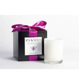 B's Knees Fragrance Co. B's Knees Anna McBee 1 Wick White Candle