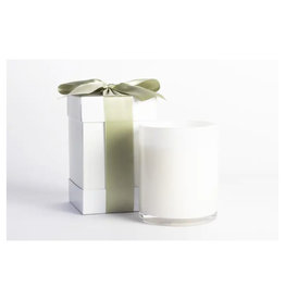 B's Knees Fragrance Co. B's Knees No 3 Two Wick White Candle