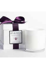 B's Knees Fragrance Co. B's Knees Currant & Cassis 3 Wick White Candle