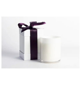 B's Knees Fragrance Co. B's Knees Currant & Cassis 2 Wick White Candle