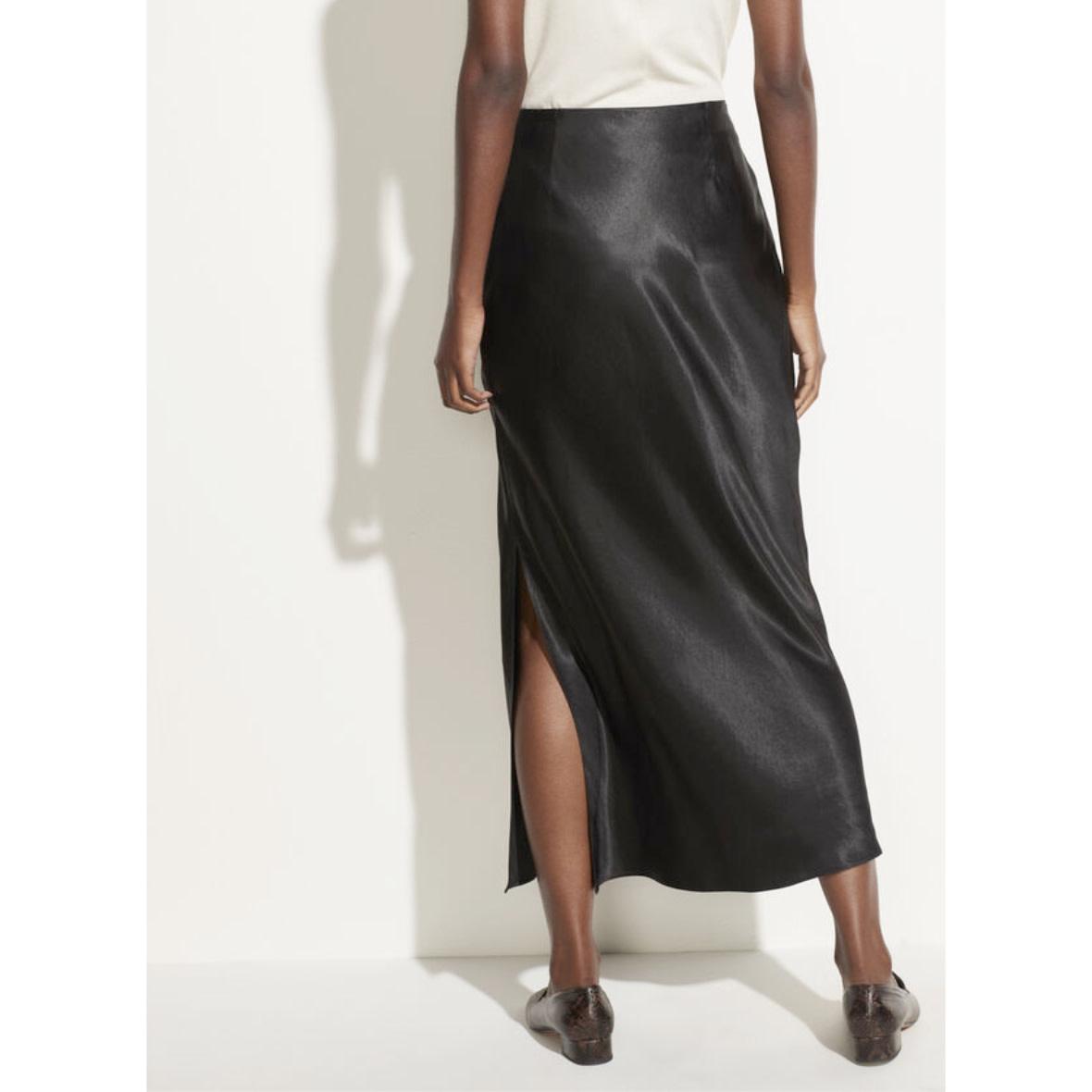 Vince Vince Side Slip Skirt