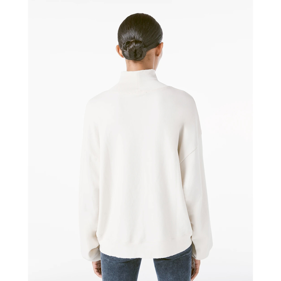 Frame Frame Funnel Neck Sweatshirt