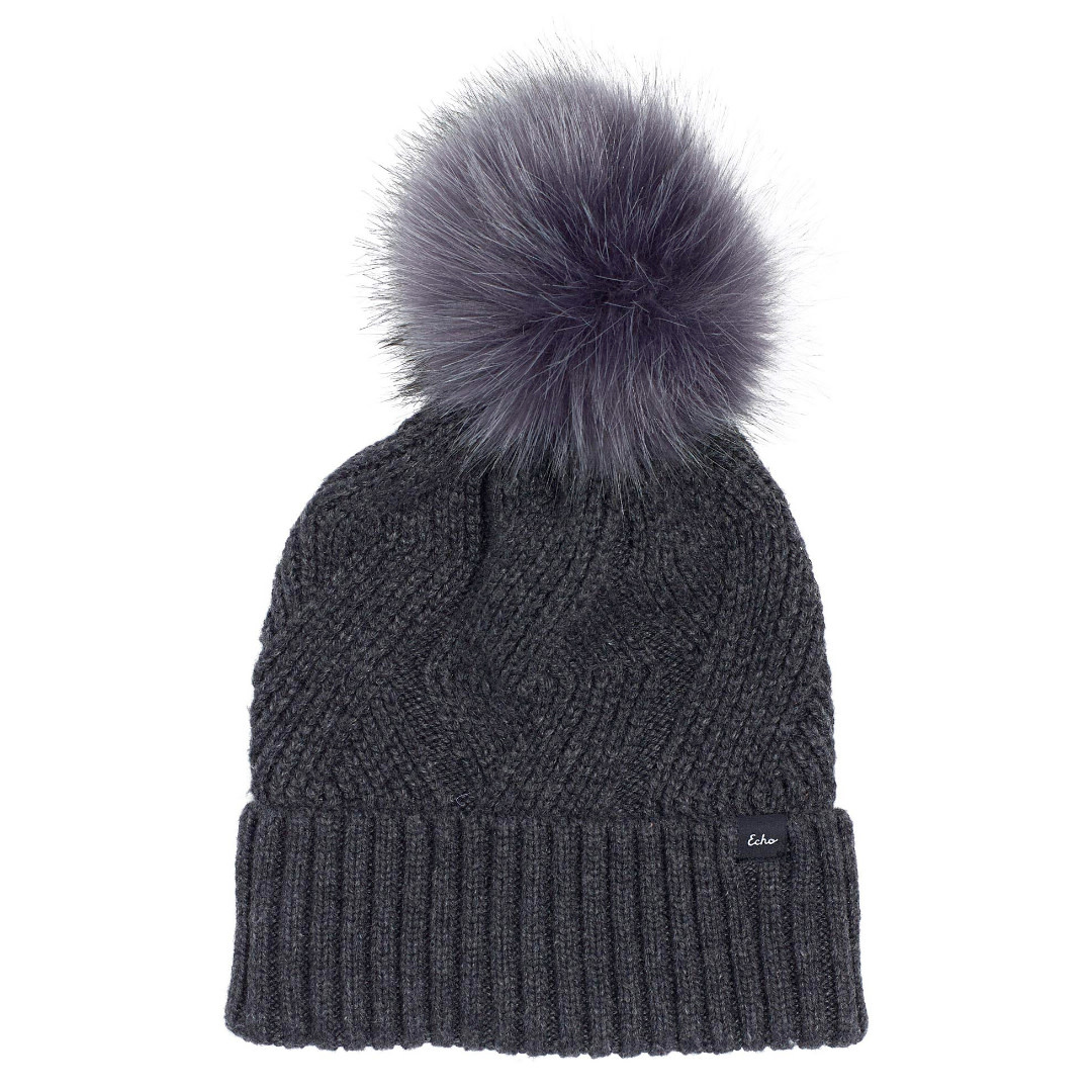 Echo Echo Recycled Cable Hat
