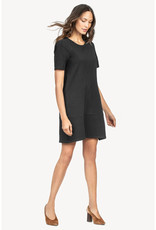 Lilla P Lilla P Short Sleeve A Line Dress