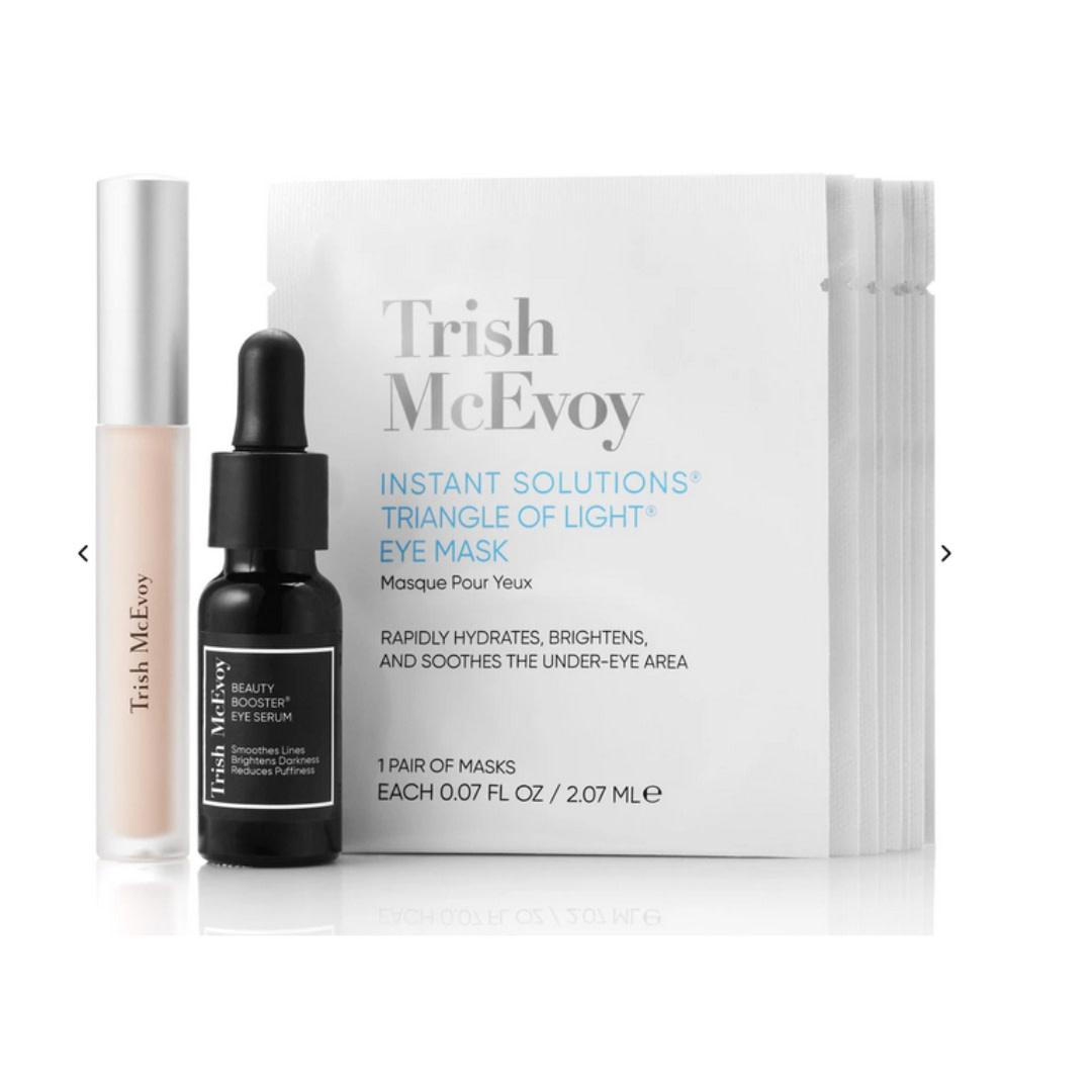 Trish McEvoy Trish McEvoy Power of Skincare Instant and Future Solutions Trio