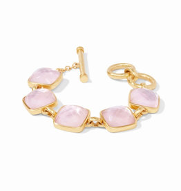 Julie Vos Julie Vos Catalina Bracelet Iridescent Rose