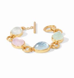 Julie Vos Julie Vos Barcelona Bracelet Multi-Stone