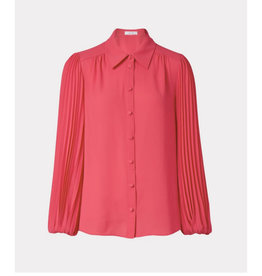 Milly Milly Lina Pleat Blouse