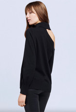 L'AGENCE L'AGENCE Easton One Shoulder Sweater