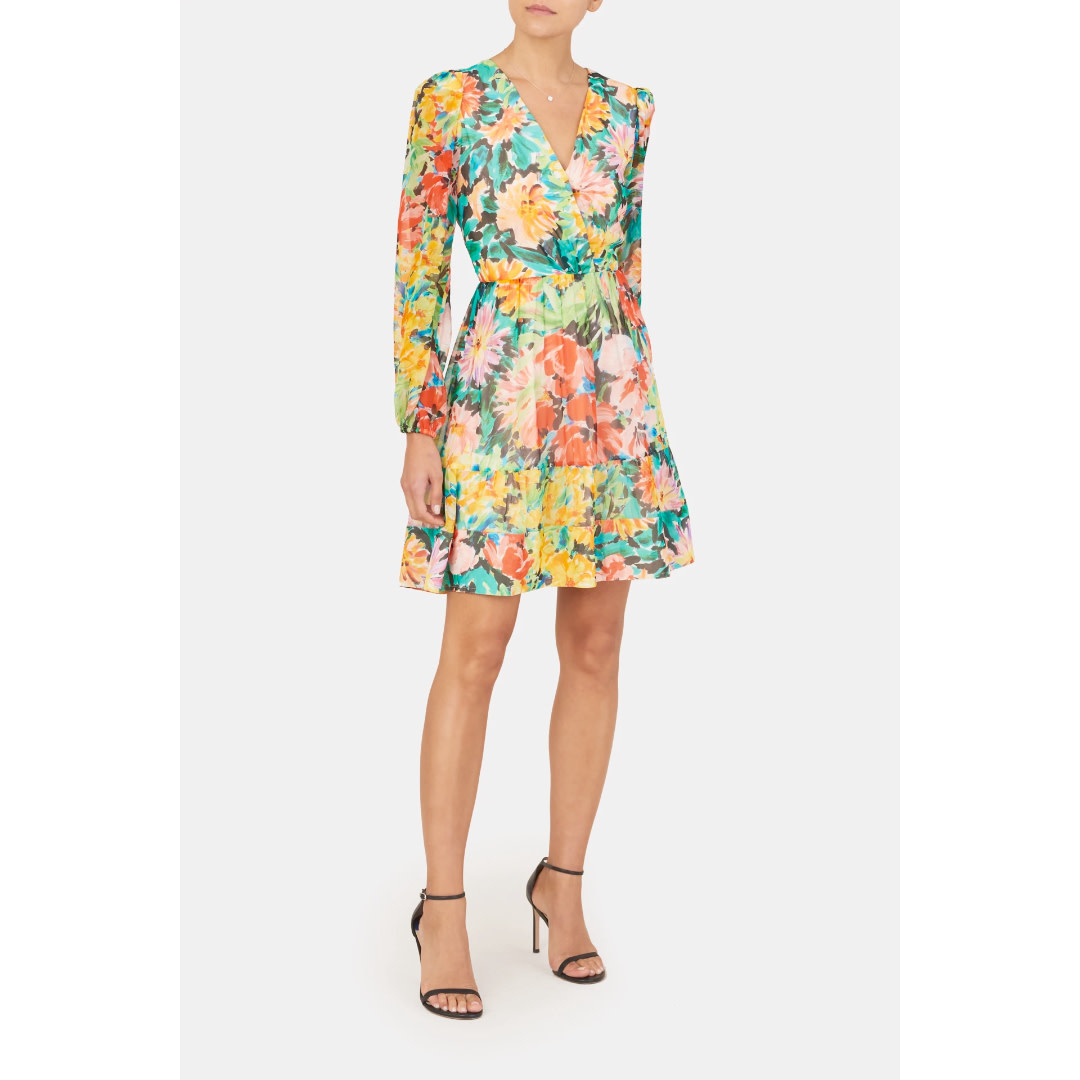 Milly Milly Mia Floral Dress