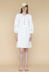 Vilagallo Vilagallo Embellished Dress