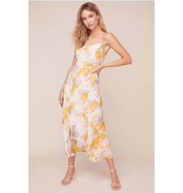 ASTR The Label ASTR The Label Journey Midi Dress