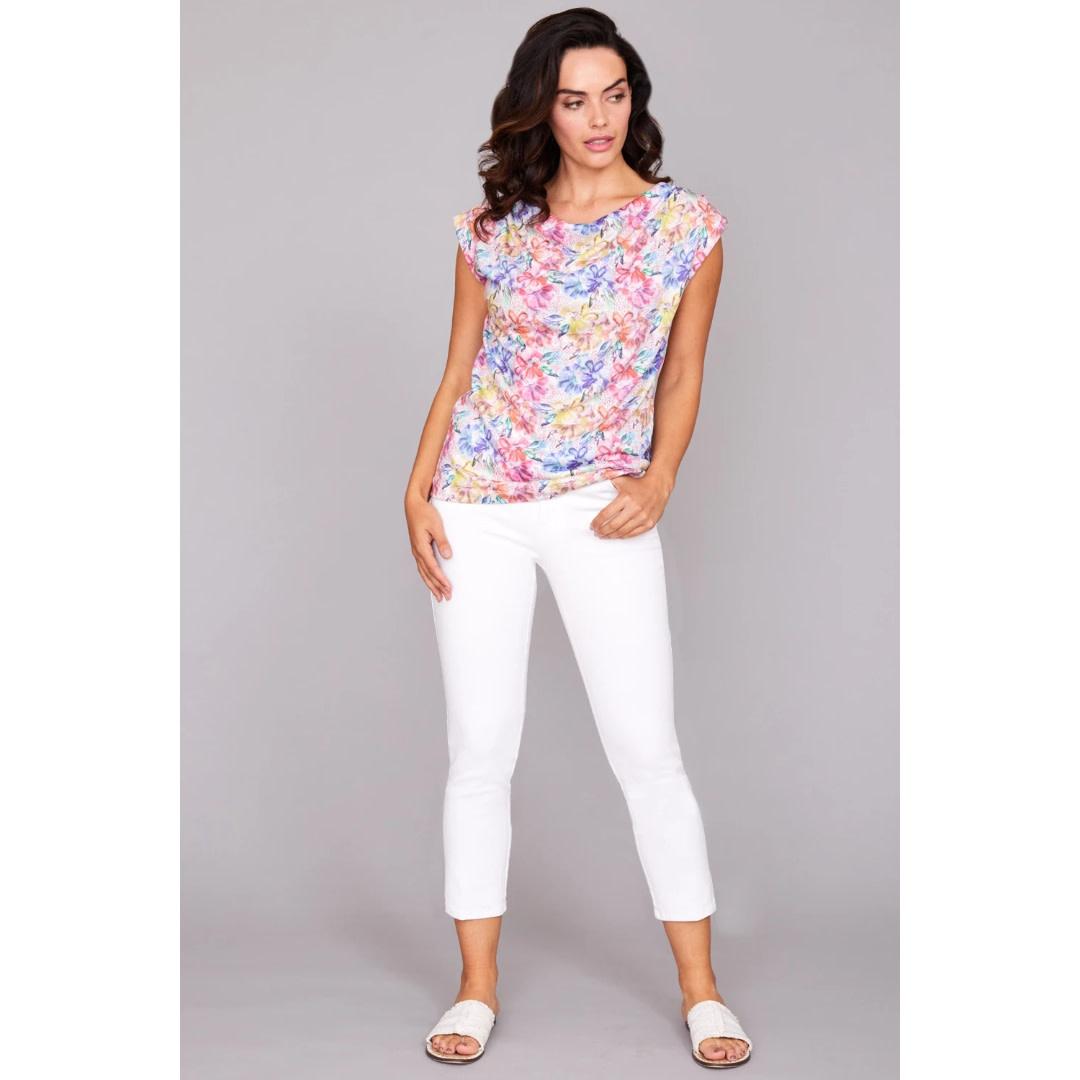 Peace of Cloth Peace of Cloth Casey Crop Jean
