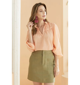 Marie Oliver Marie Oliver Stori Blouse