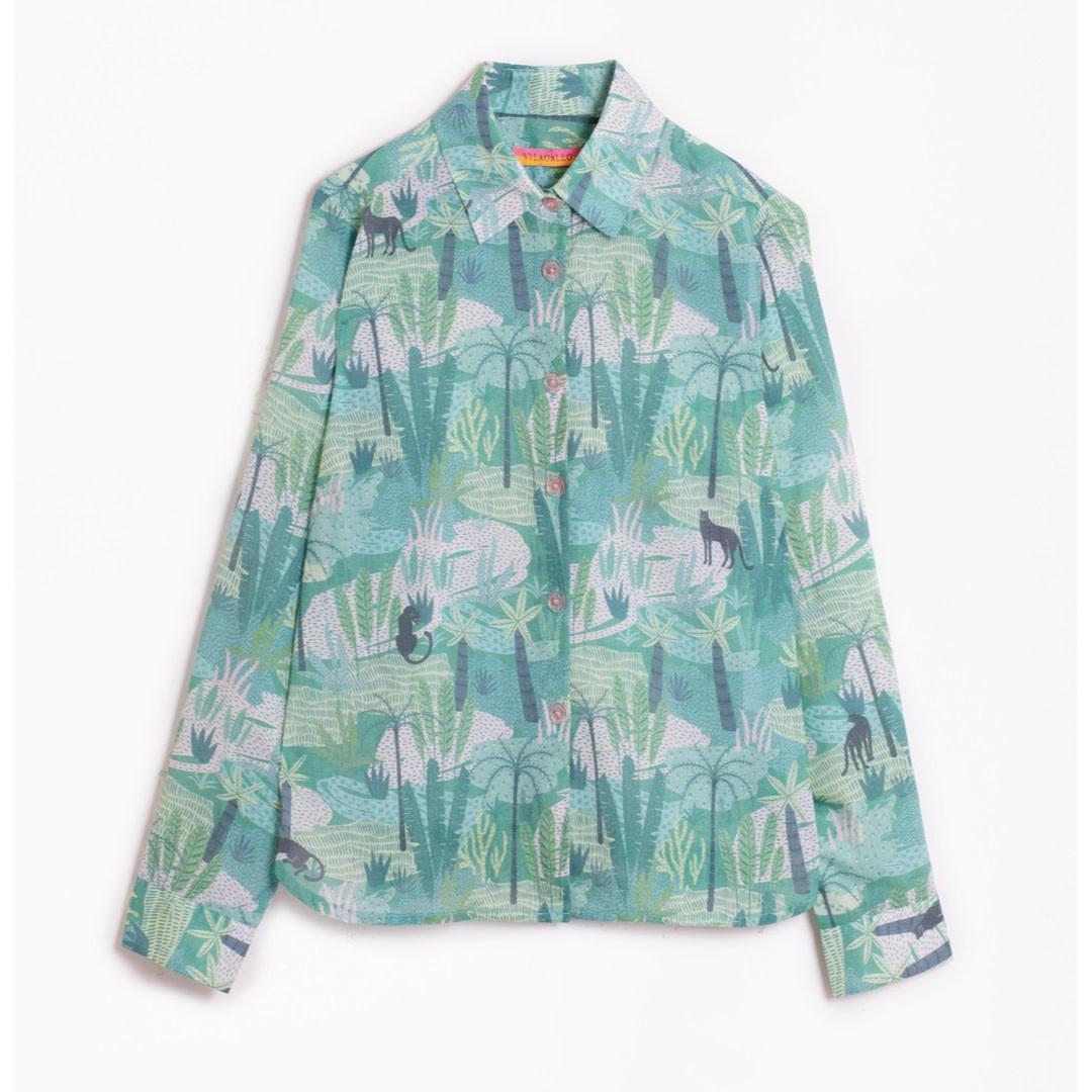 Vilagallo Vilagallo Isabella Shirt