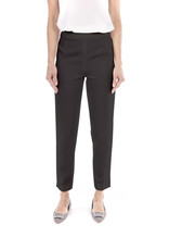 Badgley Mischka Badgley Mischka Crepe Slim Pant