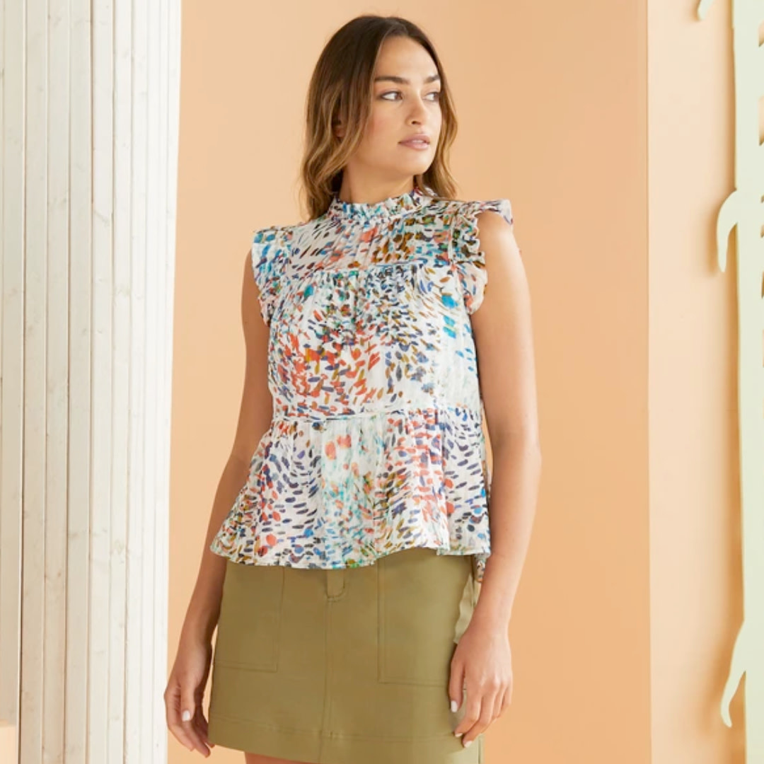 Marie Oliver Marie Oliver Tia Blouse