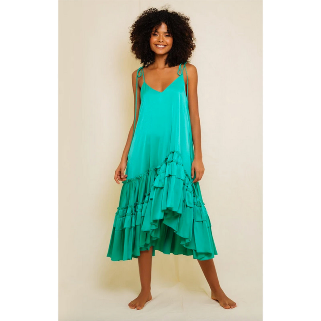 Kleid Kleid Hazzel Slip Midi
