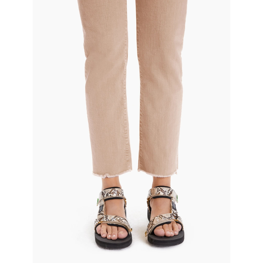 Mother Mother The Scrapper Cuff Ankle Fray