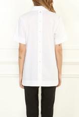 Hinson Wu Hinson Wu Aileen Short Sleeve Tunic