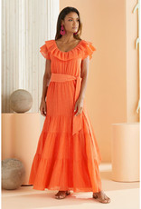 Marie Oliver Marie Oliver Kinley Ruffle Dress