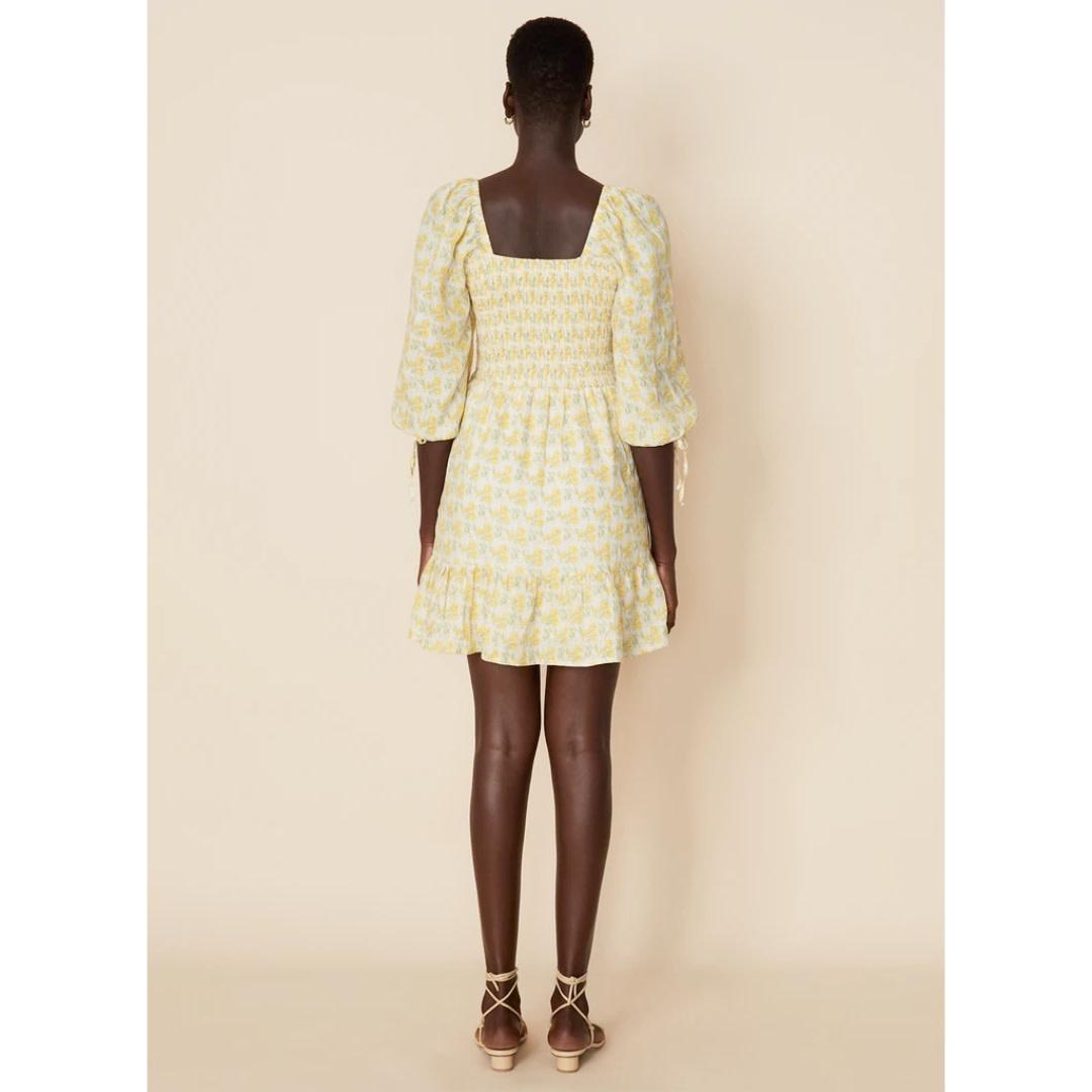 Faithful The Brand Faithful The Brand Romina Mini Dress