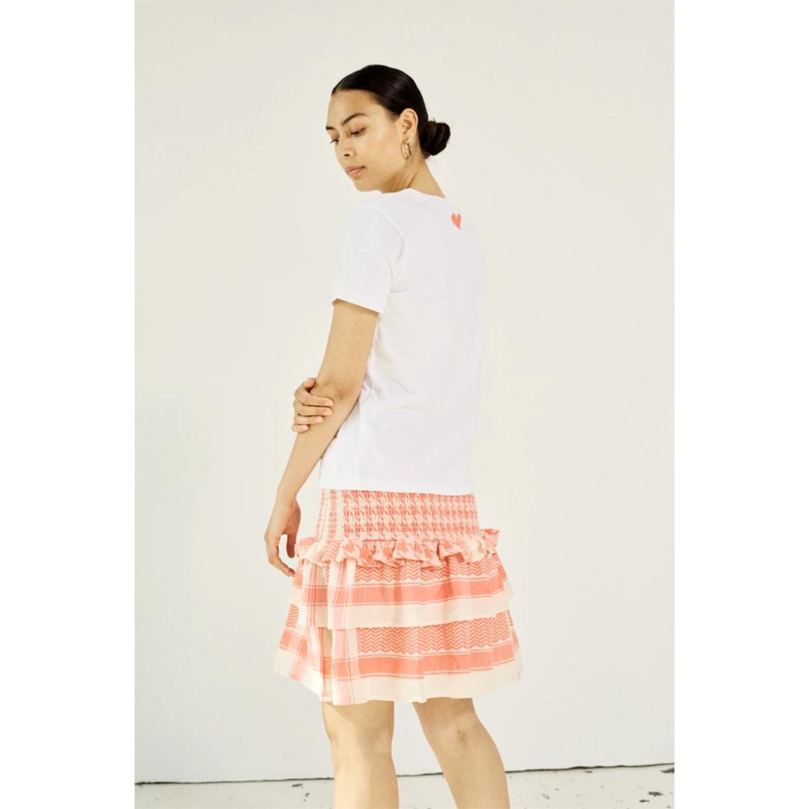 Cecilia Copenhagen Cecilie Copenhagen Debra Dogtooth Skirt