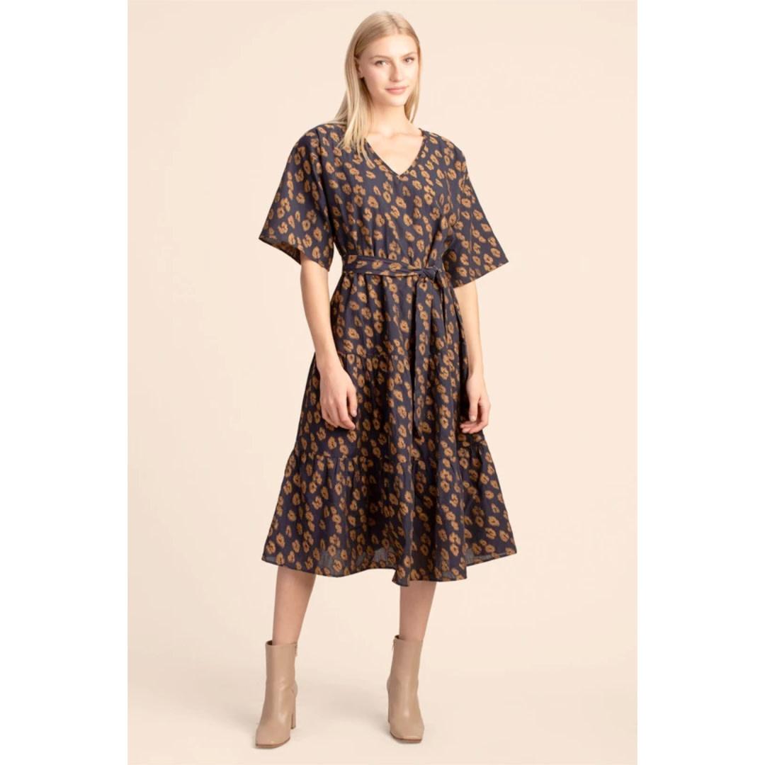 Trina Turk Trina Turk Diffuse Dress