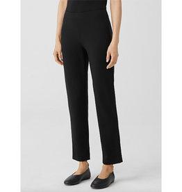 Eileen Fisher Eileen Fisher Slim Ankle Pant W Yoke