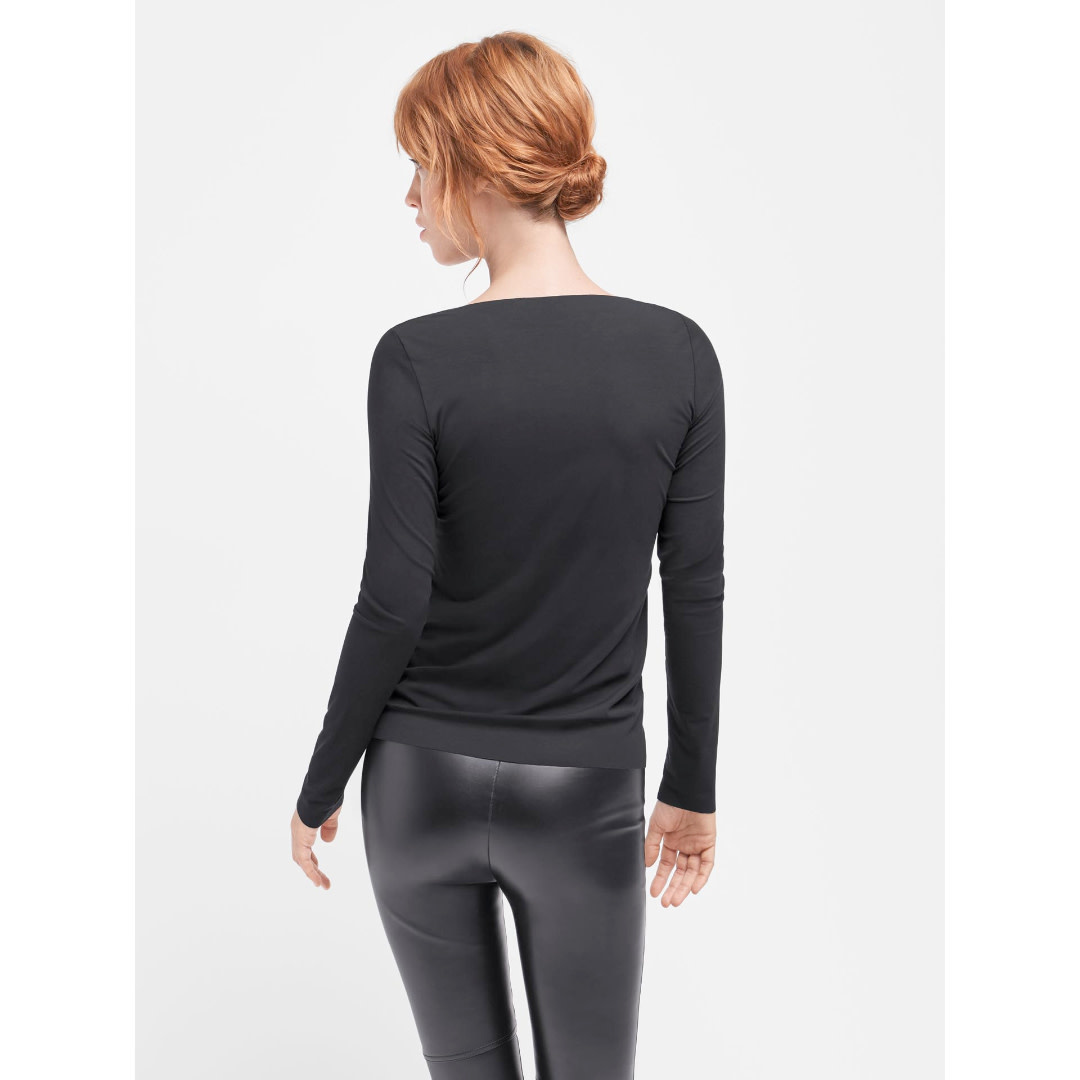 Wolford Wolford Aurora Top Long Sleeve