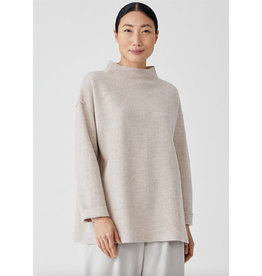 Eileen Fisher Eileen Fisher Funnel Neck Boxy Tunic